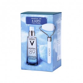 VICHY  PROMO PACK MINERAL 89 Booster -75ml ΜΕ ΔΩΡΟ Face Roller