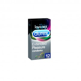 DUREX Extended Pleasure 12τμχ