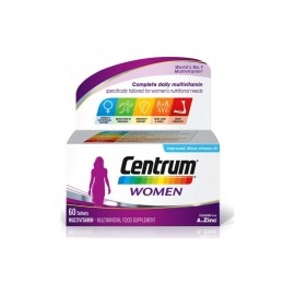 Centrum Women Complete form A to Zinc 60tabs