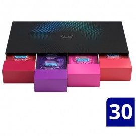 Durex Love Premium Collection Pack 30 προφυλακτικά