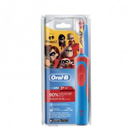 Oral-B Stages Power Incredibles 2 Παιδική Ηλεκτρική Οδοντόβουρτσα 3Eτών+