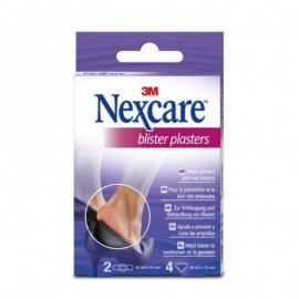 3M NEXCARE Blister Plasters 6 τεμάχια