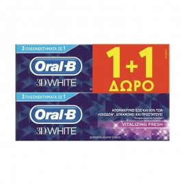 Oral-B 3D White Vitalizing Fresh 75ml
