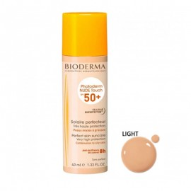 Bioderma Photoderm Nude Touch SPF 50+ Light Tint 40ml