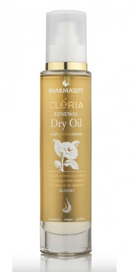 Pharmasept Cleria Renewal Dry Oil with Golden Mastic 100ml