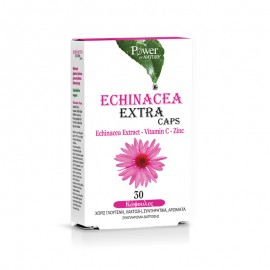Power of Nature Echinacea Extra 30caps