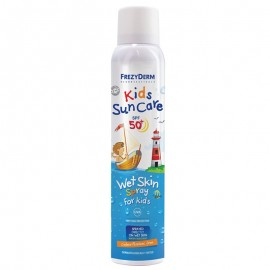 FREZYDERM KIDS SUN CARE SPF 50 WET SKIN SPRAY 200ml